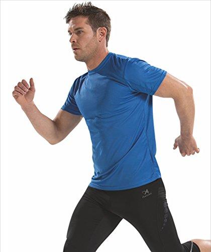 Asioka 375/16 bluza do biegania, uniseks dla dorosłych, S Royal