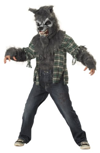 Verdammt Werwolf-Kostüm für Kind
