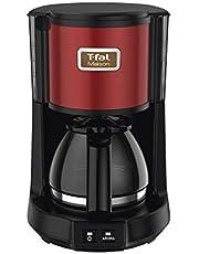 ティファール コーヒーメーカー メゾン ワインレッド CM4905JP