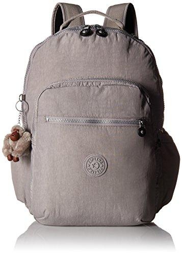 cutest backpacks for college - Kipling Seoul Go Laptop, Slate Grey