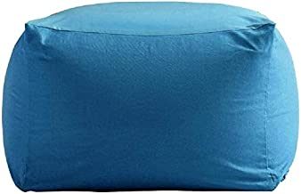 Living Room Furniture Beanbag Storage Chair Cover Degradable Velvet Cotton Toy Storage for Perfect Lounge Or Gaming Chair,...