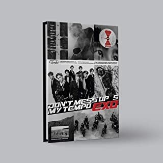 EXO - Don't Mess UP My Tempo [Allegro ver.] (Vol.5) CD+Booklet+Photocard+Pre-Order Benefit+Folded Poster+Extra Photocards Set