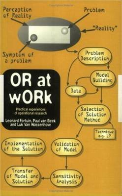 [Or at Work: Case Studies on the Application of or in Industry, Service, Agriculture and Healthcare] (By: Leonard Fortuin) [published: July, 1996]