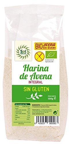 Harina De Avena Sin Gluten