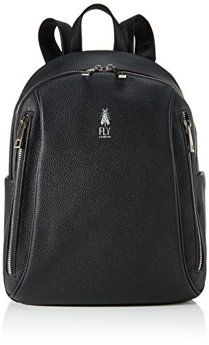 FLY London Damen AION708FLY Handtasche, Schwarz, One Size