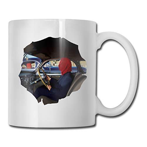 Shenhui The Mars Volta Frances The Mute beker - Have A Coffee | Koffiebeker | Cadeaumok - Keramiek 9 Cm / 330 Ml