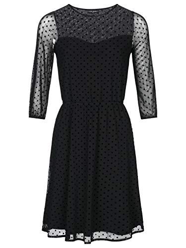 Vive Maria La Minette Tulle Dress Black, Größe:M