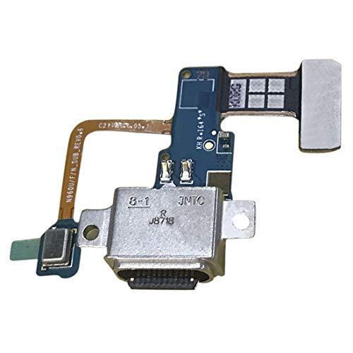 WRHJSAT Charging Port Flex Cable for Galaxy Note9 N960F / N960A / N960U / N960T / N960V 1Q