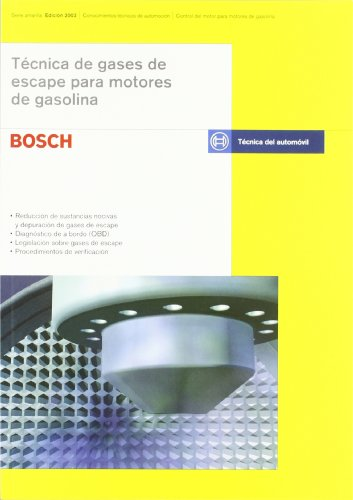TECNICAS DE GASES DE ESCAPE PARA MOTORES DE GASOLINA