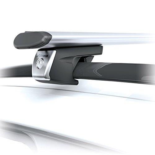 Atera 048 222 48222 Signo RT Grundträger für Fahrzeuge mit Dachreling