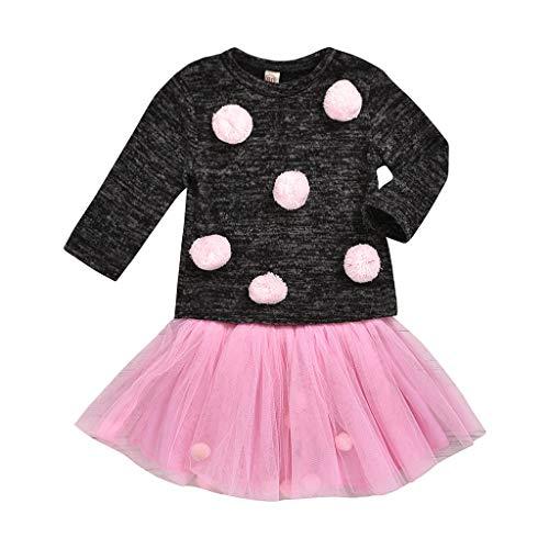 Pasgeboren meisje Prinses Jurk Carnaval Kostuum Peuter Baby Truien Tule Rok Tutu Ballerina Jurk Kleding Baby Katoen Party Dressing Up Klein Fancy Outfit 0-4Jaar