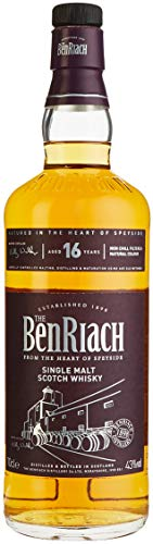 Benriach 16 Years Whisky  (1 x 0.7 l)