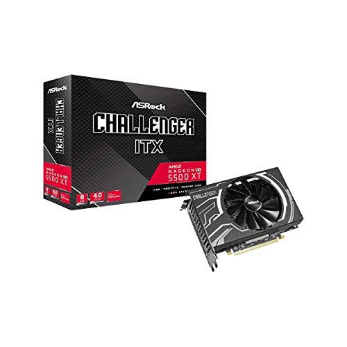 ASRock Radeon RX 5500 XT Challenger ITX 8G 8GB DDR Grafikkarte