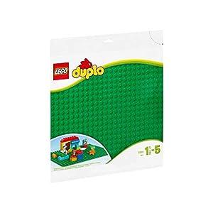 Amazon.co.jp - レゴ デュプロ 基礎板(緑) 2304