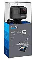 GoPro Hero 5 Black – Best Overall Paintball Camera