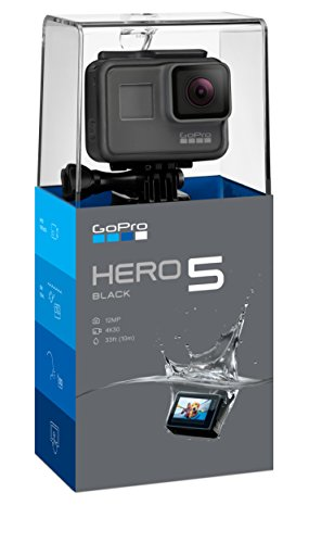 GoPro Hero5 Black — Waterproof Digital Action Camera for Travel with...