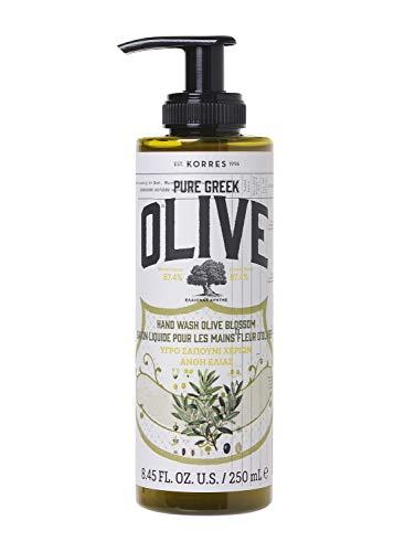 Korres OLIVE & OLIVE BLOSSOM Handseife,  1er Pack (1 x 250 ml)
