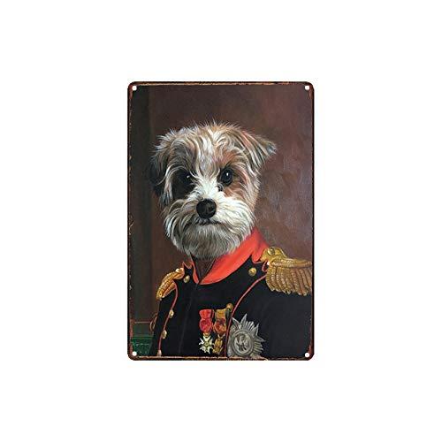 Puzzle 1000 Piezas Placa Pet Dog Shop Animal Nostálgico Retro Art Painting Puzzle 1000 Piezas clementoni Rompecabezas de Juguete de descompresión Intelectual Educativo Divertido ju50x75cm(20x30inch)