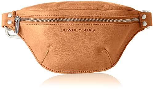 Cowboysbag Damen Fanny Pack Dixon Baguette, Beige (000370-Camel), 7x12x24 cm