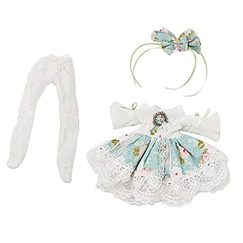#N/A/a Vestido de Fiesta Hecho a Mano para Muñecas BJD de 30cm...