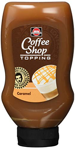 Schwartau Coffee Shop Topping Caramel, 8er Pack (8 x 250 ml)