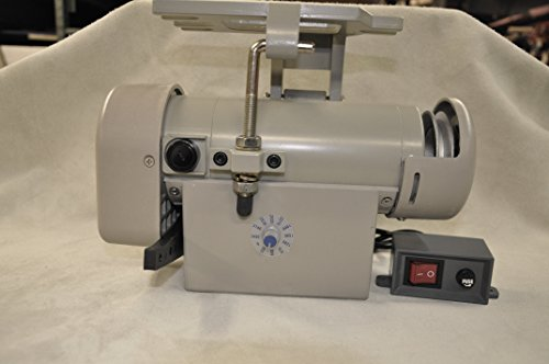 REX INDUSTRIAL SEWING MACHINE SERVO MOTOR 550 WATTS