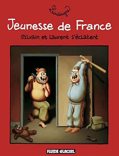 Jeunesse de France - Sylvain et Laurent s'éclatent