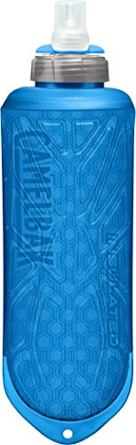 Camelbak Quick Stow Chill Flask Botella de Agua, Unisex adulto, Azul, 500 ml
