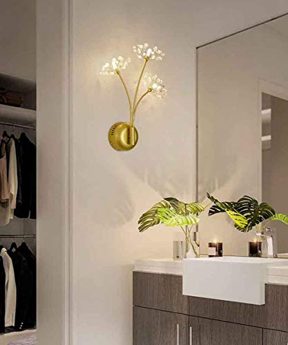 GYC Nordic Minimalist Wall Lamp Bedroom Hotel Decorative Lamps Aisle Wall Lamp Creative Indoor Bedside Lamp Background Wall Lamp