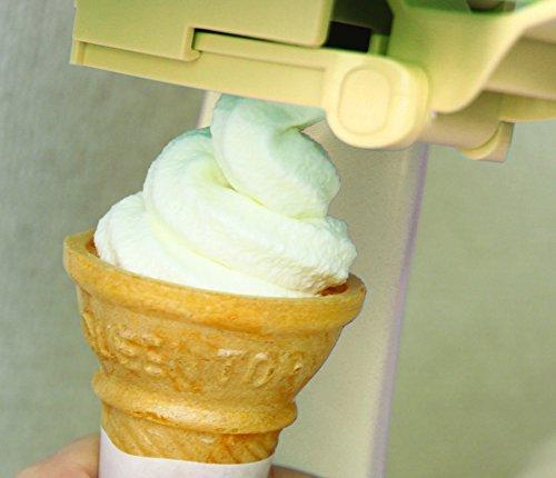 わがんせ『ソフトクリームメーカー ブランシェ(WGSM892)』
