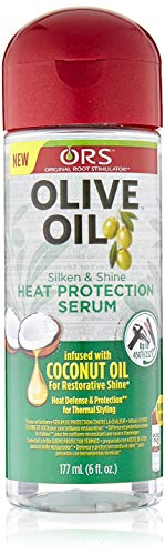 Price comparison product image ORS Olive Oil Heat Protection Hair Serum