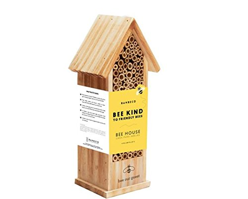 bambeco 12 in. Mason Tower Bee House