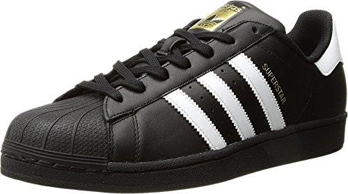 adidas Originals GVS47 Superstar para hombre, color Negro, talla 39 1/3 EU