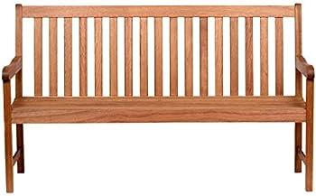 Amazonia Milano 5-Feet Patio Bench