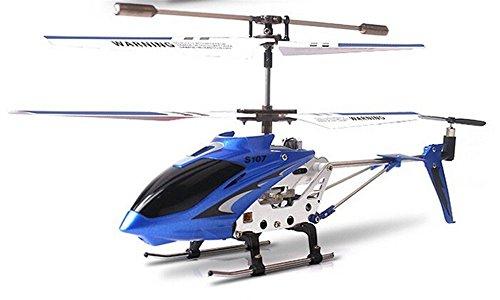 Syma S107G Helikopter mit gyroskopischer Stabilitätskontrolle, 3 Kanäle, Infrarot-Fernbedienung