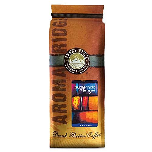 Aroma Ridge Guatemala Antigua Whole Bean Coffee, Medium...