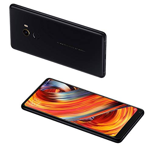 Xiaomi Mi Mix 2 4G Dual SIM 6GB RAM ,64GB ROM, black, EU-Ware