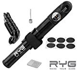 Best Game Tire Pressure Gauges - Raise Your Game RYG Bike Pump (New) Review