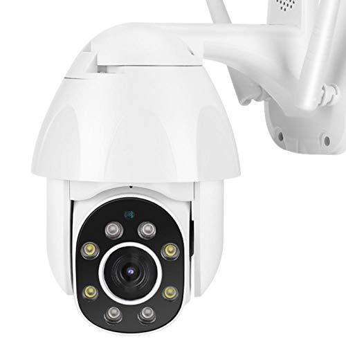FOLOSAFENAR Supervise la cámara de Cristal Completa de la Leva Durable de WiFi de la cámara para el Sistema de vigilancia(European regulations)