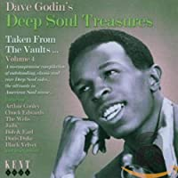 DAVE GODIN'S DEEP SOUL TREASURES 4