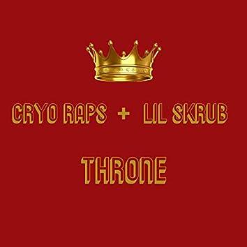 Throne (feat. Lil Skrub)