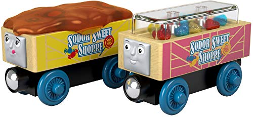 Thomas & Friends Wood, Candy Cars