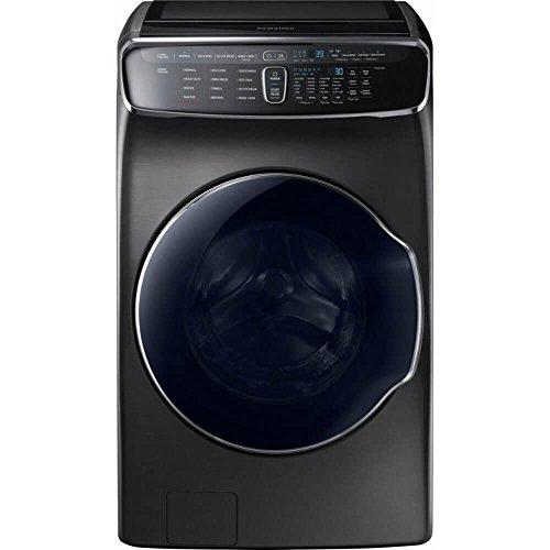 Samsung WV60M9900AV/WV60M9900AV/A5/WV60M9900AV/A5 6.0 Cu. Ft. Black Stainless FlexWash Steam Washer