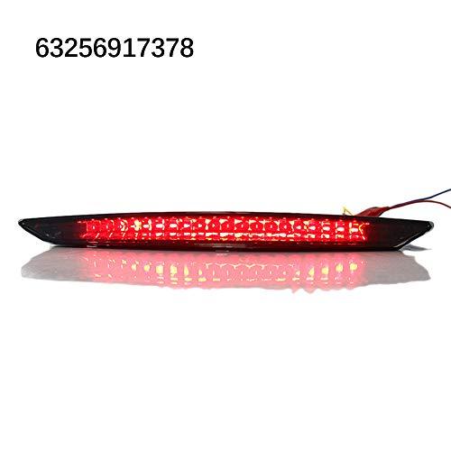 LED-Rücklicht, High Level-Bremslicht, Ersatz für 2002–2008 E85 Z4, dritte Bremsleuchte, rote Linse 63256917378