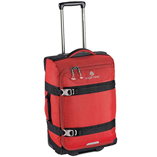 Eagle Creek ExpanseTM Wheeled Duffel International Carry On Suitcase 55 cm 37 litres Volcano Red