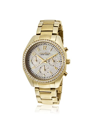 Caravelle New York Women's 44L114 Analog...