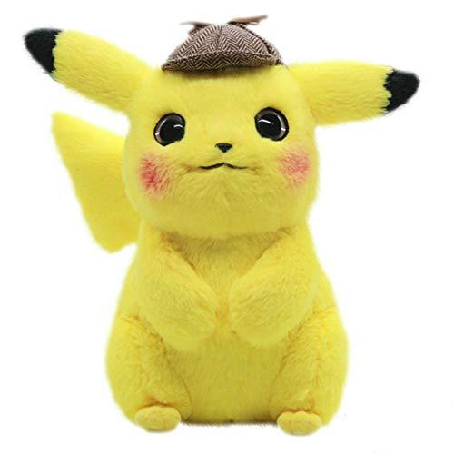 Pikachu Peluche Pokémon Detective, 28cm