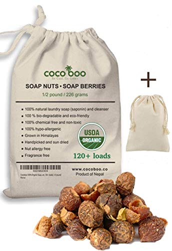 Cocoboo organic soap nuts