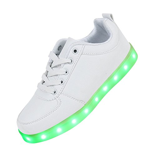 Joney(TM Unisex Adulto 7 Colore USB Carica LED...