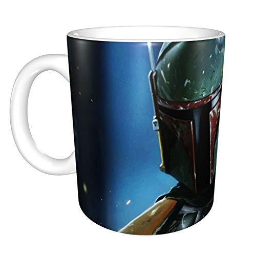 Star Wars Darth Vader Taza de café, reutilizable para café, té y cerveza de 11 onzas